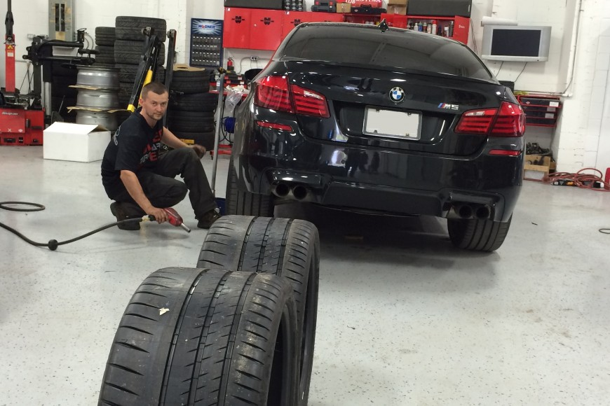 Why Changing Back to Summer Tires is Important?